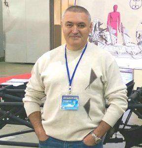 hover bike inventor
